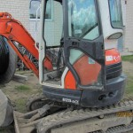 excavator 013